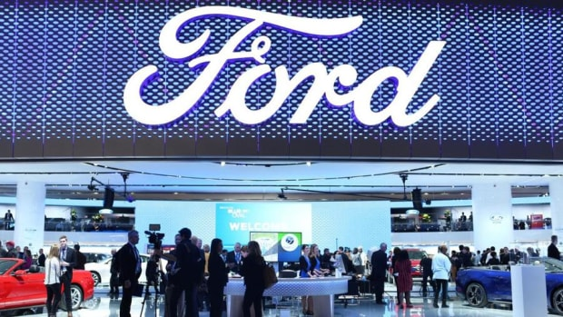 Watching Ford Stock