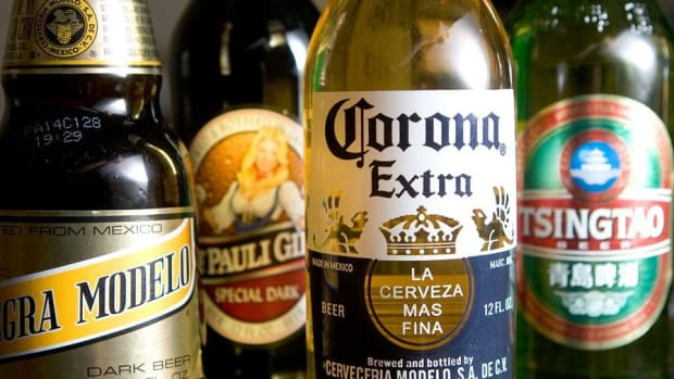 Jim Cramer Reacts to Constellation Brands' Earnings Beat
