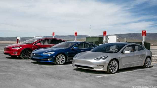 Tesla Could Soon Be Involved in the Restaurant Business