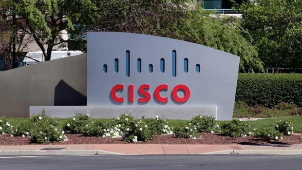 Cisco Reports Fiscal Second-Quarter Earnings