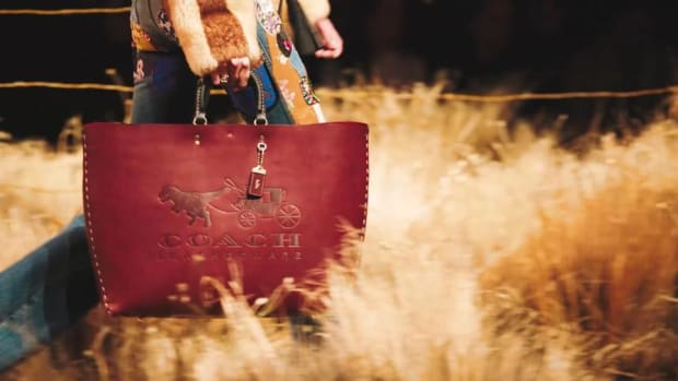 Surprise, Luxury Retailer Coach Is Changing Its Name To Tapestry