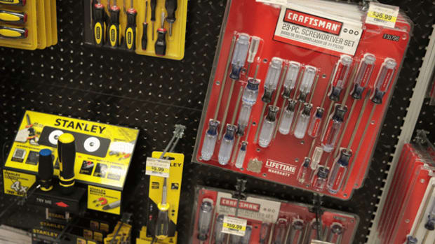 Stanley's Acquisition of Craftsman Brand a Likely Boon for Its Stock