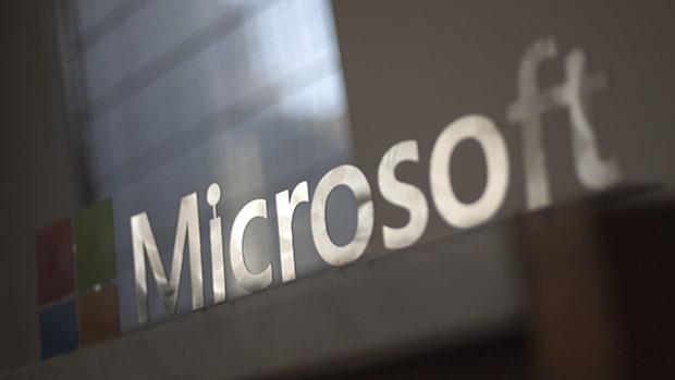 Microsoft -- $2.5+ billion