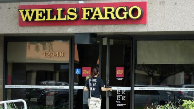 Jim Cramer on Wells Fargo, Costco, Five Below, General Electric, Uber, FMC Corp, Starbucks and Analog Devices