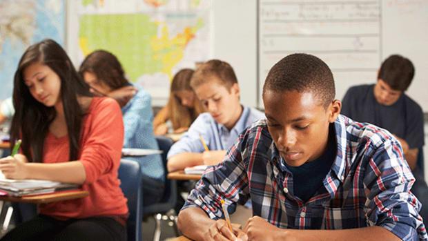 Pearson Stock Soaring on U.S. School Publishing Unit Sale