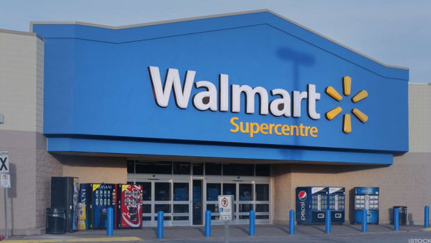 Walmart's Shelf-Scanning Robots Are Coming to a Store Near You