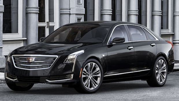 Cadillac Brings the Netflix Model to Your Driveway