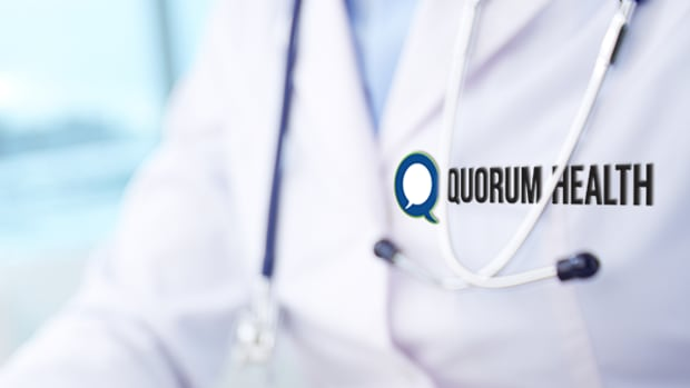 Quorum Shares Plunge After Missing First Quarter Guidance