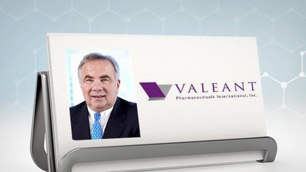 Valeant's CEO Tries to Pitch Wall Street On the 'New Valeant' Being Very Different