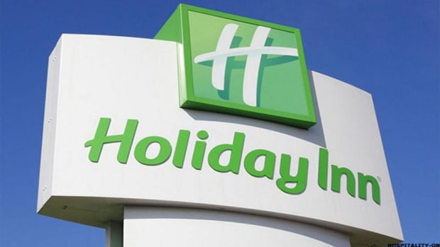 Holiday Inn-Owner IHG Shares Hit Record High