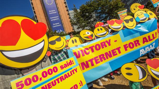 Facebook, Amazon, Other Tech Giants Denounce FCC's Net Neutrality Repeal