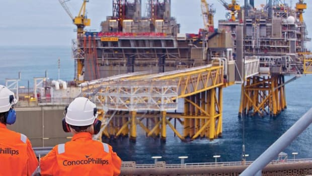 Jim Cramer: ConocoPhillips Is Exiting the 'Difficult' Oil Sands Business