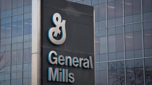 Jim Cramer on General Mills and the Consumer Products Space