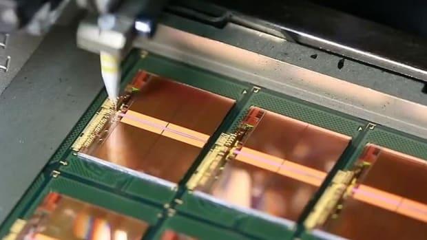 Chipmakers Lead Nasdaq Higher
