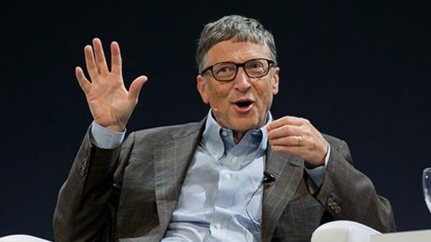 1. Bill and Melissa Gates