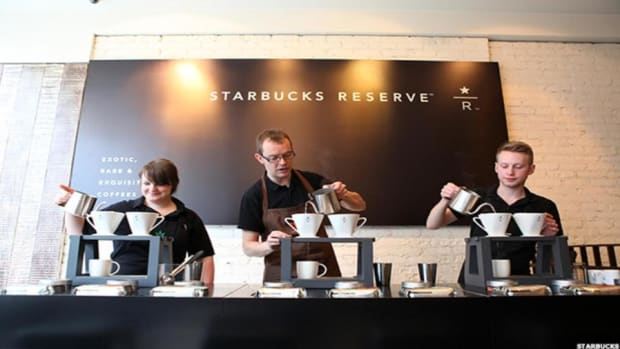 Check Out How Awesome the Lake Forest Starbucks Reserve Is
