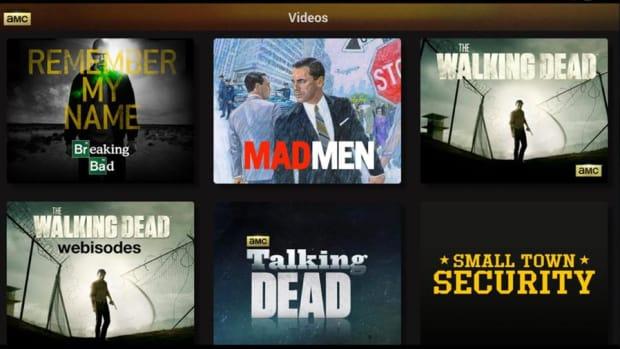 AMC Networks Stock Slide