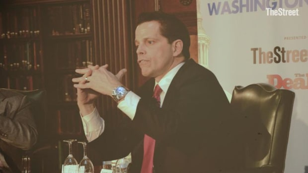What Anthony Scaramucci Said About Trump While Gunning for a White House Job