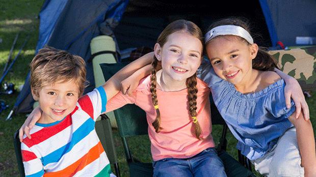 6. Kids in Day Camp?