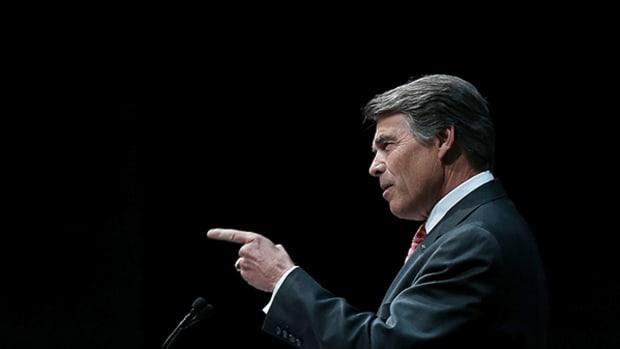 Rick Perry Confirmed as Energy Secretary