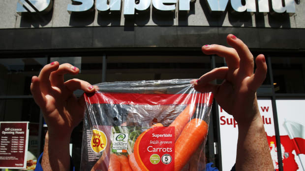 SuperValu's Recent Share Decline Is Over-Blown as Company Builds Via M&A