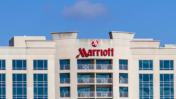Less tourism could mean fewer bookings for Marriott.