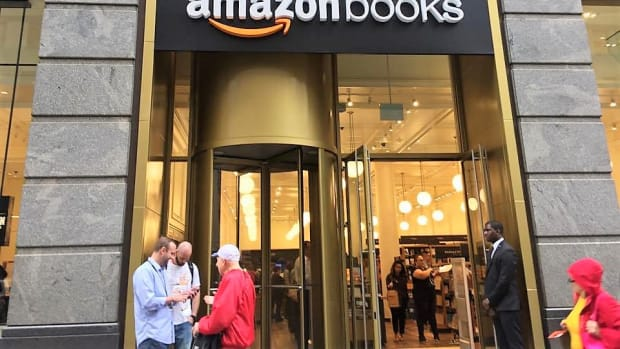 7 Cool Things You Can Buy at the New Amazon Books Store in New York