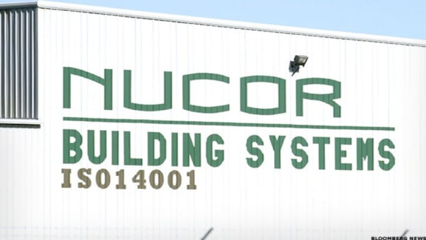 Nucor Is a 'Pounding the Table' Buy, Jim Cramer Says