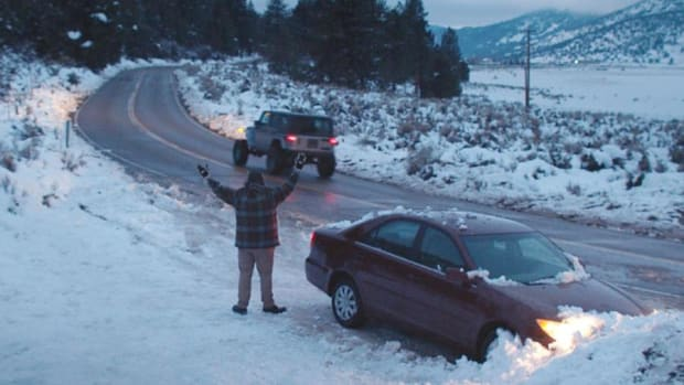 Hate Getting Stuck in Traffic? Ford's New Super Bowl Ad Is for You