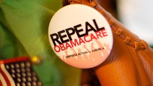 Healthcare Bill is Dead, Senate Will Vote to Repeal Obamacare
