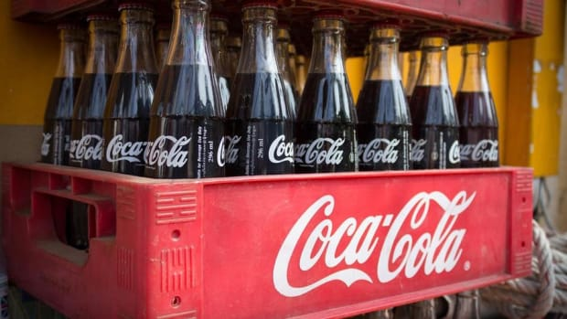 Coca-Cola Has Been Beating the Market in 2017