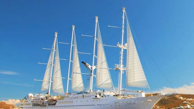 Behold a Floating Food and Wine Extravaganza: A Windstar/James Beard Foundation Cruise