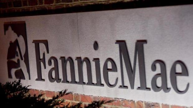 Fannie Mae and Freddie Mac Stocks Rise