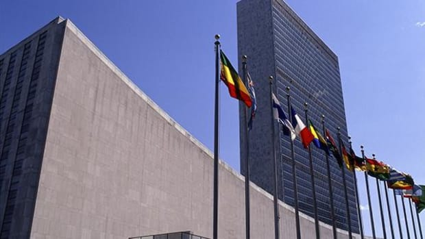 The United Nations celebrates women and their day.
