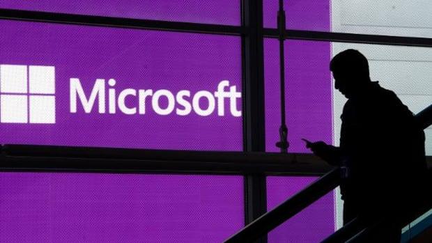 3. Microsoft returns to consistent profitability