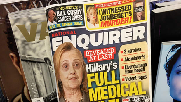 In Case You Missed It Weekend Edition: National Enquirer Trumps Energy Week