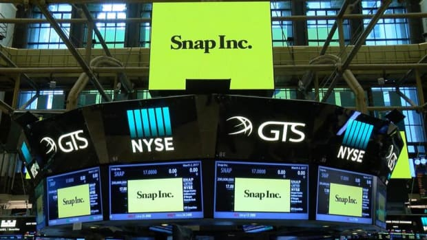 Who Holds the Biggest Share of Snap?