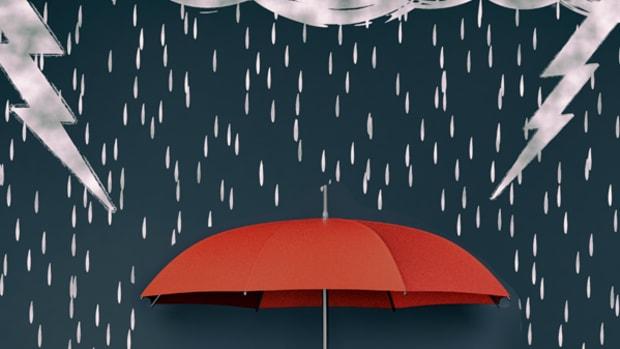 Tropical Storm Harvey Sends Insurance Stocks Lower
