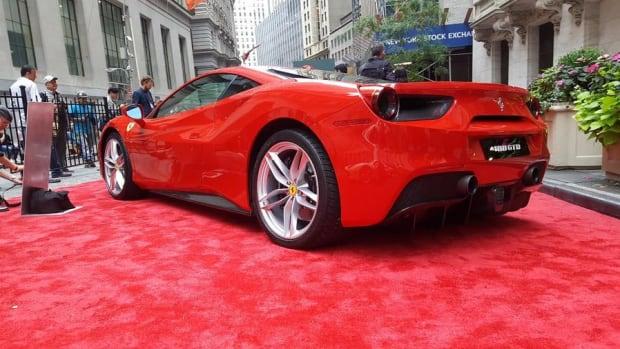 Ferrari N.V. Celebrates 70th Anniversary