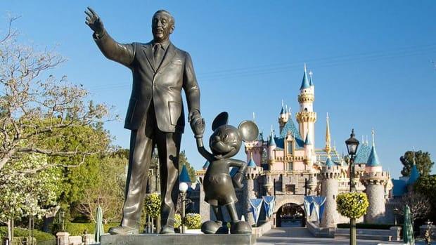 Jim Cramer: I've Never Wavered From Disney