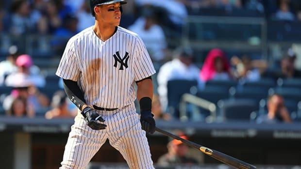 New York Yankees Rookie Aaron Judge Tops Jersey Sales List