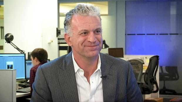 How Dylan Ratigan Went From Broadcasting to the Sustainability Business