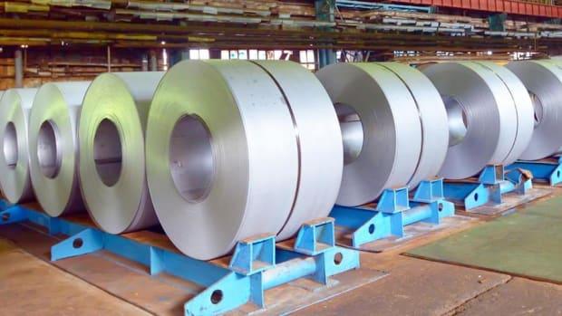 U.S. Steel Powers Materials Rally