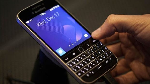 6. BlackBerry's Demise