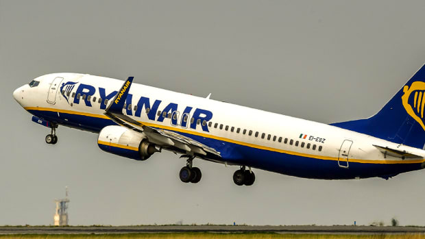 Ryanair Could Face 20 Million Euro Fine Over Flight Cancellations