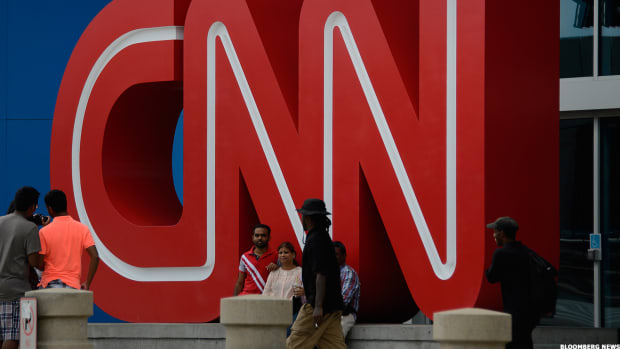 General Electric Plays the Blame Game; CNN Suitors Galore -- ICYMI