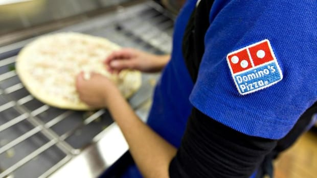 Video: Jim Cramer Reveals Why Domino's Pizza Shares Are Falling