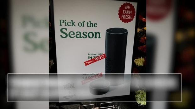 Amazon Slashes Whole Foods Prices, Features Alexa
