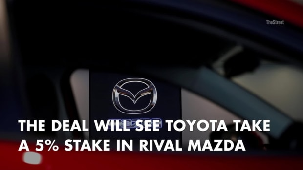 Toyota and Mazda Confirm Plans to Invest $1.6 Billion in a New U.S. Plant