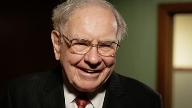 5. Warren Buffett